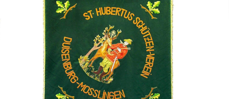 Fahne Schützenverein