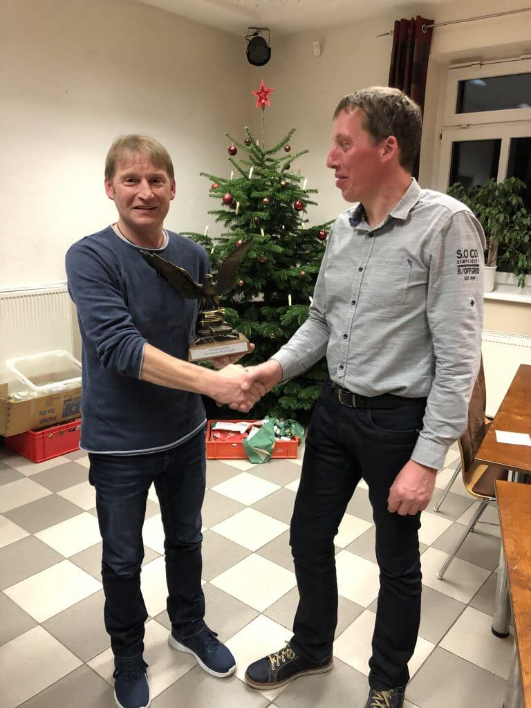 Adlerkönig 2018 - Reinhard Jürgens