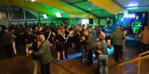 Schützenfest Duisenburg-Mosslingen 2018 Samstag(neuer König 2018)